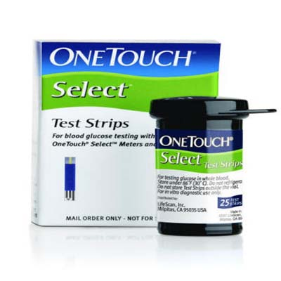 OneTouch SelectSimple has an icon-driven interface with no coding, no setup or no buttons. Just insert the strip to start, apply blood, and results can be obtained in a matter of ustubes.mls: